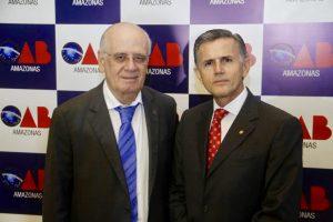 Com Dep Serafim Correa, presidente de honra do PSB/Am